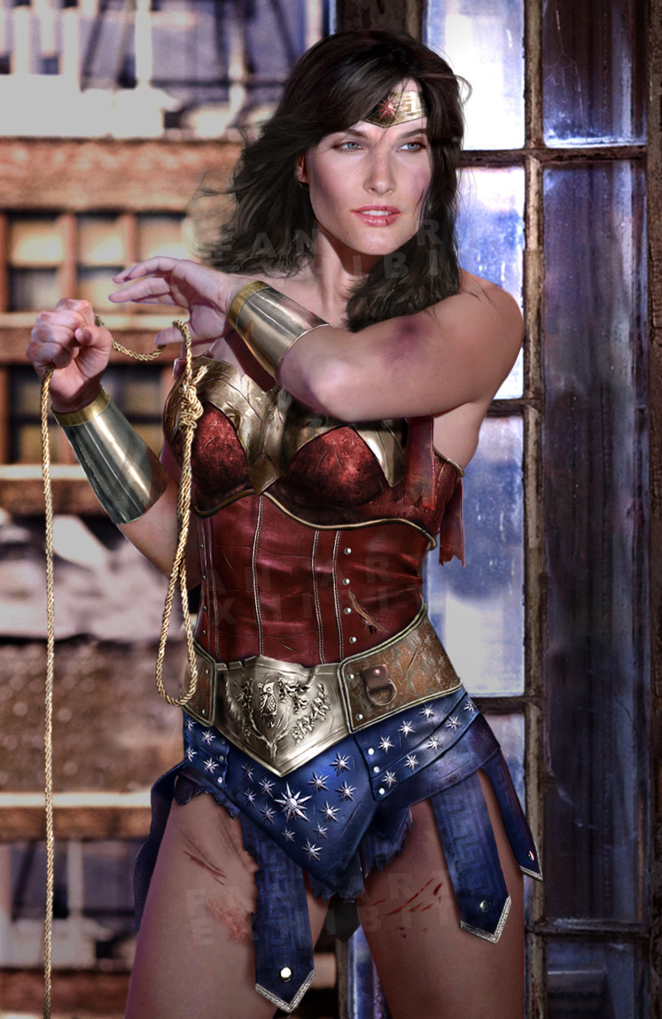 New Wonder Woman Movie